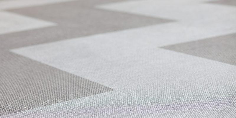 zigzag floor